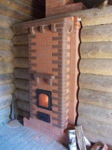 Банная печь - портал